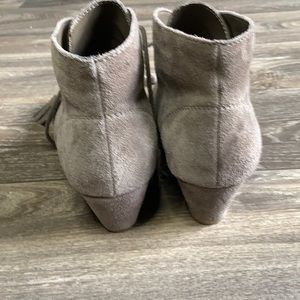 Crown Vintage Shoes - Crown Vintage Suede Booties Sz 10